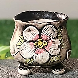 국산수제화분 도향#104(핑크)|Handmade Flower pot