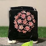 국산수제화분 도향 블랙에디션B(핑크)|Handmade Flower pot