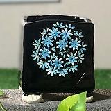 국산수제화분 도향 블랙에디션B(파랑)|Handmade Flower pot