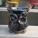 유광 장미꽃 수제화분 다육이화분|Handmade Flower pot