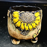 꽃수제화분21|Handmade Flower pot