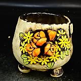 꽃수제화분23|Handmade Flower pot