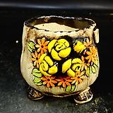 꽃수제화분24|Handmade Flower pot