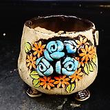 꽃수제화분25|Handmade Flower pot