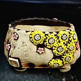 꽃수제화분26|Handmade Flower pot