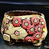 꽃수제화분28|Handmade Flower pot