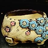 꽃수제화분30|Handmade Flower pot
