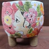 수 수제화분|Handmade Flower pot