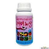 유일 아미노산액제 500ml-생리장애극복/생장촉진/품질향상/식물종합영양제 