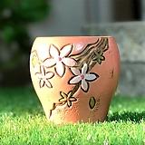 수제화분 바람꽃2(살구D)|