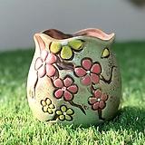 수제화분 바람꽃2(연두A)|Handmade Flower pot