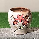 수제화분 바람꽃2(화이트D)|Handmade Flower pot