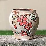 수제화분 바람꽃2(화이트C)|Handmade Flower pot