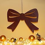 스틸데코 리본 크리스마스 철제장식 인테리어|Echeveria Agavoides Christmas