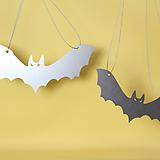 스틸데코 박쥐 모빌 할로윈 철제장식 인테리어|Aeonium Halloween