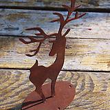 아기사슴 철제장식 인테리어|