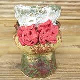 소향 수제화분(중대사이즈색유약분)-3|Handmade Flower pot