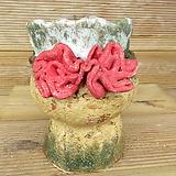 소향 수제화분(중대사이즈/색유약분)-5|Handmade Flower pot