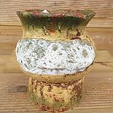 소향 수제화분(중대사이즈/색유약분)-10|Handmade Flower pot