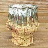 소향 수제화분(중대사이즈/색유약분)-11|Handmade Flower pot