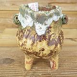 소향 수제화분(색유약분)-13|Handmade Flower pot