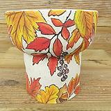 소향 수제화분(흑상감/무시유/중대사이즈)-23|Handmade Flower pot