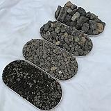 화산석,벽돌색화산석(천연화산석)(1~100mm≒)500g,1kg선택복토 마감토 화장토 예쁜돌 꾸밈돌 화분장식|