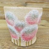 소향 수제화분(투명매트유시유)-36|Handmade Flower pot