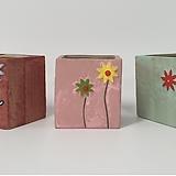 수제화분아기별꽃,토기화분,인테리어화분 Handmade Flower pot