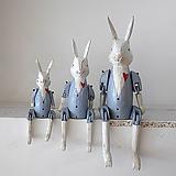 윤식당 토끼 하늘색 인테리어 소품|