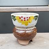 미니그림 수제화분 다육이화분 Handmade Flower pot