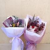 프리저브드 꽃다발 