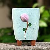 수제화분 한송이C Handmade Flower pot