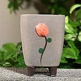 수제화분 한송이D Handmade Flower pot