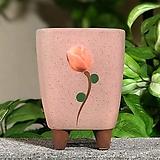 수제화분 한송이E Handmade Flower pot