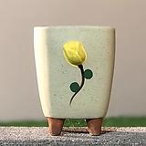 수제화분 한송이F Handmade Flower pot