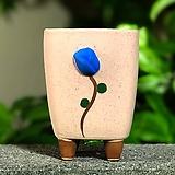 수제화분 한송이G Handmade Flower pot