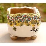 국산수제화분(정화분)#34696 Handmade Flower pot