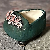 국산수제화분 도향 꽃신5(핑크)|