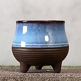 수제화분 미드나잇블루1|Handmade Flower pot