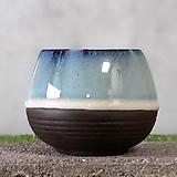 수제화분 미드나잇블루5|Handmade Flower pot