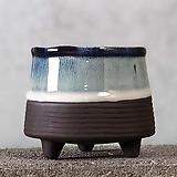 수제화분 미드나잇블루6|Handmade Flower pot