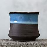 수제화분 미드나잇블루7|Handmade Flower pot
