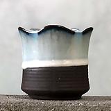 수제화분 미드나잇블루8|Handmade Flower pot