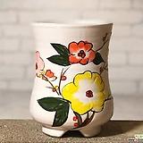 수제화분 달보드레C(화이트)|Handmade Flower pot