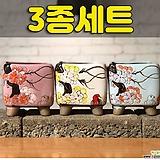 수제화분 달보드레B(3종세트)|Handmade Flower pot