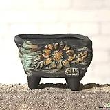 수제화분 빈티지2-A|Handmade Flower pot