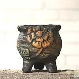 수제화분 빈티지2-B|Handmade Flower pot