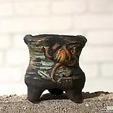수제화분 빈티지2-C|Handmade Flower pot