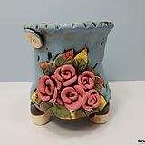 꽃이다공방 명품 수제화분 #4196
